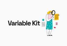 Variable Kitプロジェクトのロゴ